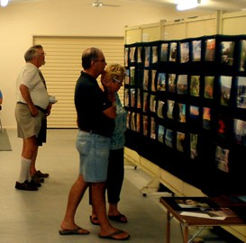 The 2010 photo competition exhibition.